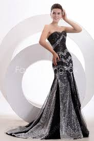 pageant dresses for generous black and silver sequins pageant dress for women at