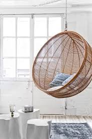 7 tricky ways to accent home with wicker hanging chairs
