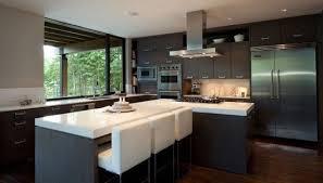 Kitchen The Amazing Contemporary Kitchen Design Ideas Modern - Interior design in kitchen ideas