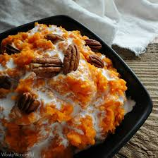 mashed sweet potato casserole recipe wonkywonderful