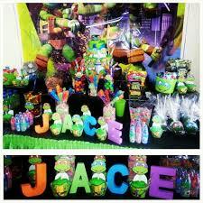 Birthday Candy Buffet Ideas by Ninja Turtle Candy Buffet Ideas Google Search Ninja Turtle