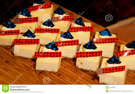 Christmas Cheesecake Decoration - fancy cheesecake stock image image 34490311