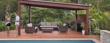 Designer Patio by Designer Decks Timber Decking Deck Builders Gold Coast