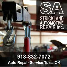 lexus service tulsa ok brake repair service strickland automotive inc tulsa ok