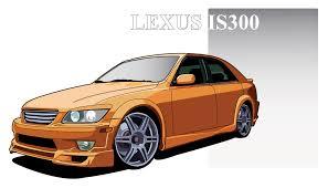 lexus is300 tuner is300 explore is300 on deviantart