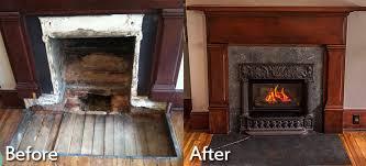 Insert For Wood Burning Fireplace by Fireplace Installations Charlottesville Richmond Va Wooden Sun