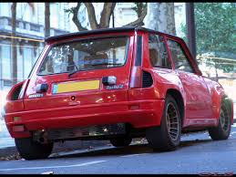 renault super 5 renault 5 turbo 2619988