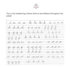 handwriting sheets handwriting sheets for primary school kiddo shelter alphabet