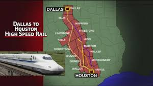 Texas how far does a bullet travel images Residents battling dallas houston bullet train project planned to jpg