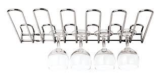appendi bicchieri bar rastrelliera appendi bicchieri auxostore