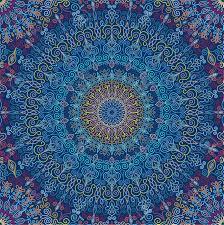 vibrant wallpaper mandala pattern seamless background for luxury oriental wallpaper