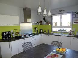 cuisine gris et vert anis meuble cuisine vert anis dco maison meuble design objet pas cher