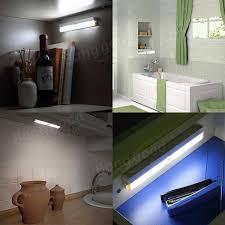 Motion Sensor Bathroom Light Wireless Light Sensor U0026 Pir Motion Night Light Portable Usb