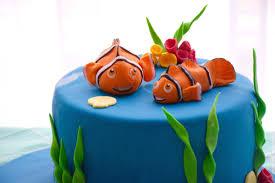 finding nemo cake tips modelling figures fondant anne
