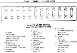 1973 beetle wiring diagram thegoldenbug regarding 1973 vw