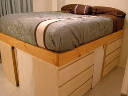 storage beds ikea hackers and beds on pinterest loft bed frame and elevated laptop stand ikea hackers regarding