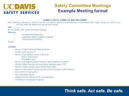 think safe act safe be safe supervisory safety leadership best