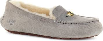 ugg moccasins on sale womens ugg australia s ansley chunky crystals free shipping