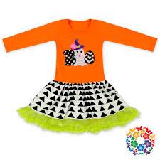 2017 orange color long sleeve fall cotton u0027s petti dress