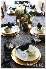 friday inspiration halloween tables