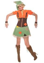 scarecrow halloween plus size scarecrow costume
