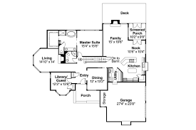 Contemporary Floor Plan by Contemporary House Plans Blueridge 10 205 Associated Designs
