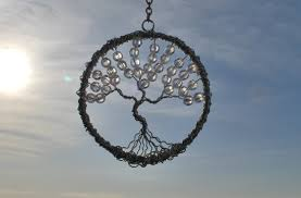 tree of sun catcher tutorial
