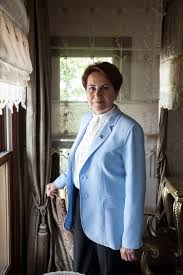 meral aksener turkey u0027s iron lady and challenger of erdogan time