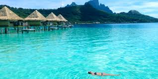 your weekly travel zen the bluest water you u0027ve ever seen huffpost