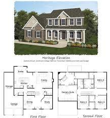 custom built home floor plans floor plan spotlight the ethan keystone