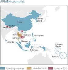 pacific region map leaders envision malaria free pacific region uc san francisco