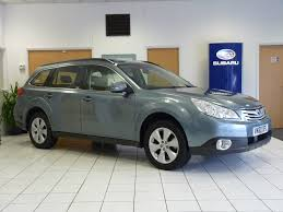 grey subaru outback used subaru outback estate 2 0 d se awd 5dr in daventry