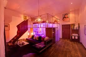 backstage hotel in zermatt switzerland white blancmange
