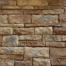 decoration ideas various stone veneer color and shape for your