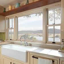 Kitchen Window Pictures The Best Options Styles  Ideas - Kitchen sink windows