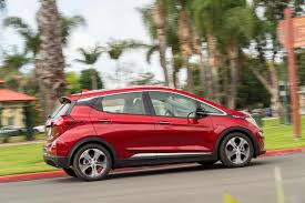 Ev 2017 Chevrolet Bolt Ev Review Long Term Arrival