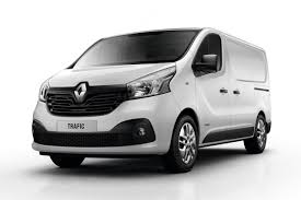renault minivan new renault trafic freezer van glacier vehicles
