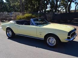 28 67 camaro service manual 51085 sold 1967 chevrolet