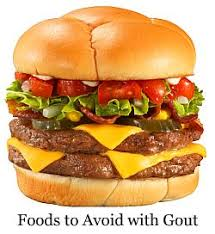 foods to avoid with gout diet for gout sufferers