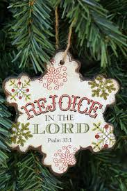 faith based ornament from family christian stores ad i