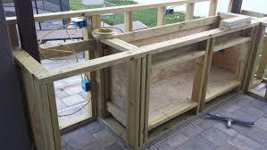 diy outdoor kitchen ideas opulent design ideas wood outdoor kitchen cabinets doors kits on