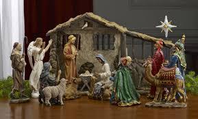 home interior nativity set the nativity creche