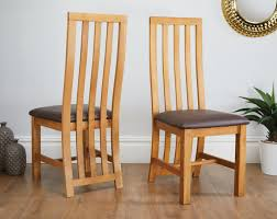 Oak Dining Room Chair Oak Dining Chairs