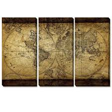 World Map Canvas Art by Online Get Cheap World Map Painting Frame Aliexpress Com