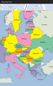 europ map europe map puzzle android apps on play