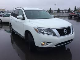 nissan pathfinder dimensions 2014 used 2014 nissan pathfinder sl for sale lethbridge ab