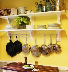 lighted hanging pot racks kitchen kitchen shelving unit with pot rack beechland furniture