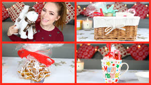 cute diy christmas gifts tanya burr youtube