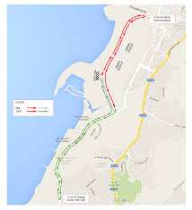 Map Run Route by Dayang Glow Run 2016 U2013 Bulatan Park Runners Club