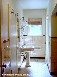 1930s bathroom design vintage bathrooms my mint pink bathroom the inspired room